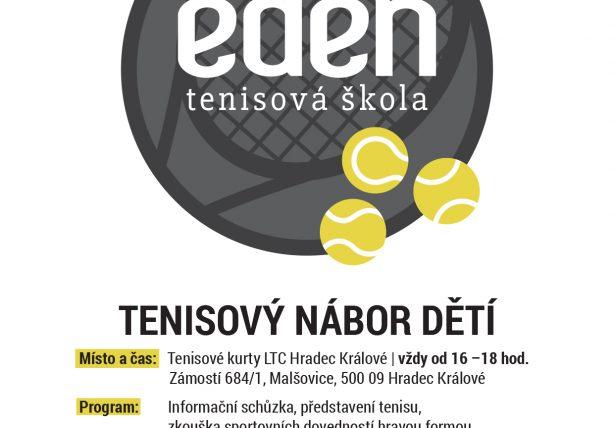 Podzimní tenisové nábory